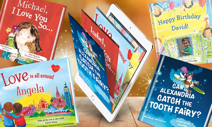 Put Me In The Story: Personalized Kids Online Books (Up to 57% Off)