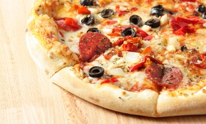 Pizzeria Napoletana: A Choice of Pizza or Pasta from R99 for Two at Pizzeria Napoletana (Up to 44% Off)