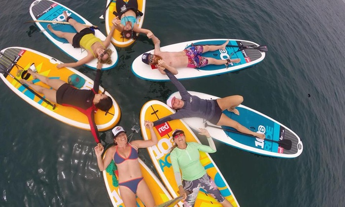 Sunset Stand Up Paddle - Laguna Beach: Up to 51% Off Paddleboard Rentals at Sunset Stand Up Paddle