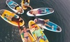 Up to 51% Off Paddleboard Rentals at Sunset Stand Up Paddle