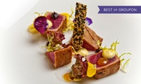 Five- or Seven-Course Tasting Menu with Bellini for Two at Avista (Up to 68% Off)
