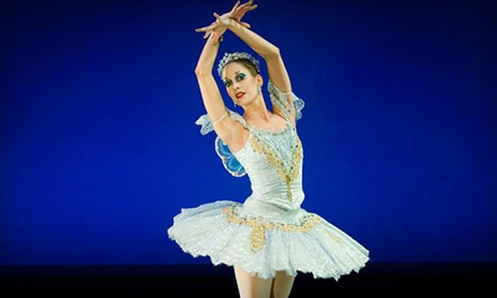 "Carolina Ballet - Progress Energy Center Raleigh Memorial Auditorium: Carolina Ballet's ""Beauty and the Beast"" for Two at Progress Energy Center on May 17, 18, or 19 (Up to $96 Value)"