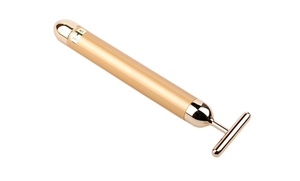 Beaut 24-karat Gold Beauty Bar Facial Massager