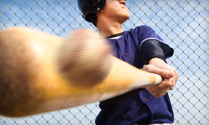 Extra Innings - Plano: One or Two 30-Minute Batting-Cage Sessions at Extra Innings (52% Off)