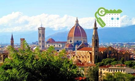 Firenze: camera doppia con colazione