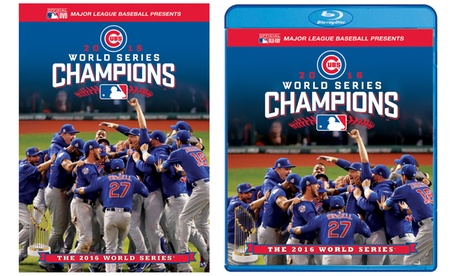 2016 World Series Highlights Reel DVD or Blu-ray/DVD Combo 895af61c-842e-11e6-a22f-00259069d868