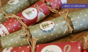 Midas Touch Crafts: Christmas Decorating Workshop for One or Two at Midas Touch Crafts (Up to 80% Off)