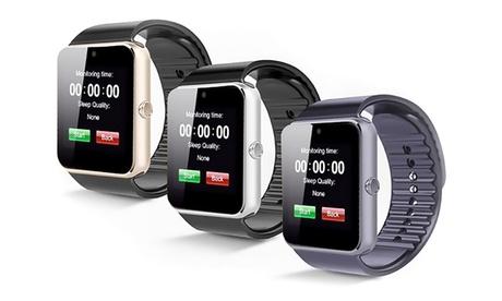 1 o 2 SmartwatchesWildwear disponible en 3 colores
