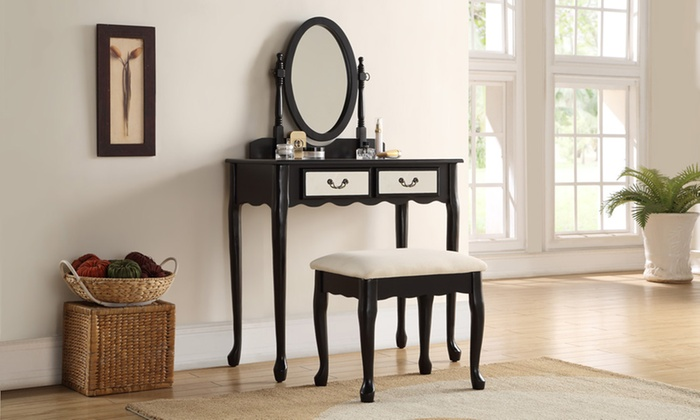 vintage-style-dressing-table-sets 3