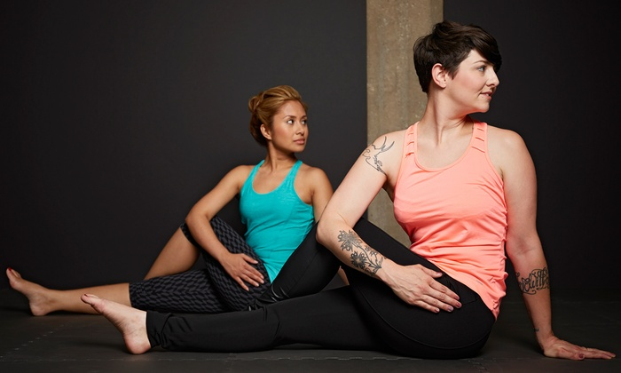 Breathe Yoga - Chatard - Forest Hills: 5 or 10 Yoga Classes or One Month of Unlimited Classes at Breathe Yoga (Up to 59% Off)