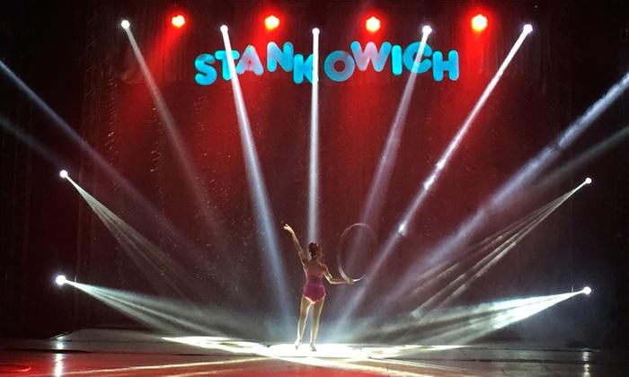 Ingresso adulto na cadeira central para o Circo Stankowich (Espetáculo Bravíssimo) – Taquaral
