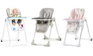 Chaise haute Kinderkraft pour bébé