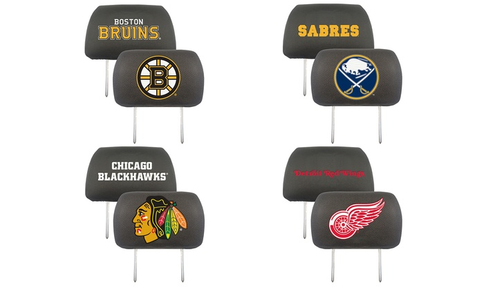 FANMATS NHL Buffalo Sabres Polyester Seat Cover