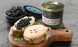 Foie Gras+Caviar