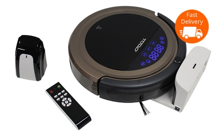 $199 for a TODO AllinOne Robot Vacuum Don't Pay $999