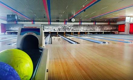 Partita a bowling più nachos e birra per 2 o 4 persone al Bowling Club Rovigo (sconto fino a 50%)