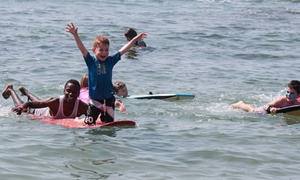Surfed Out Surf School: 90-Minute One-on-One Surf Lesson for R99 at Surfed Out Surf School (51% Off)