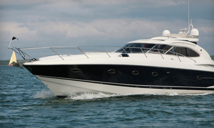 The Boat Docs - Port Huron: One Boat Winterizing with Option for Shrink-Wrapping from The Boat Docs (Up to 53% Off)