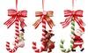 Christmas Small Cane Decoration