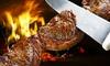 Sabor do Brazil - Olbia: Menu brasiliano All you can eat con 8 tipi di carne più birra al ristorante Sabor Do Brazil (sconto fino a 57%)