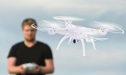 Aduro QuadBlazer Aerial Quadcopter Drones