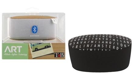Speaker Bluetooth wireless T'nB