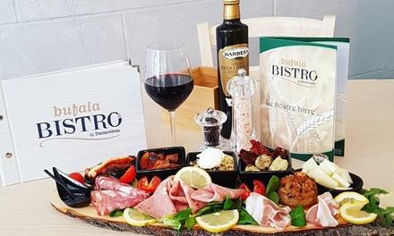 ⏰ Degustazione vini con tagliere