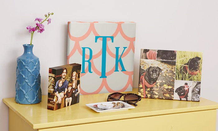 Custom Canvases from Collage.com (Up to 90% Off)