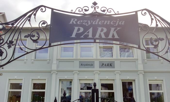 Hotel Rezydencja Park Misdroy