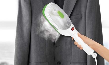 CLEANmaxx 3-in-1 Dampfglätter 770 W mit Zubehör (50% sparen*)