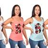 American Clothing Women's Fashion Tank Tops