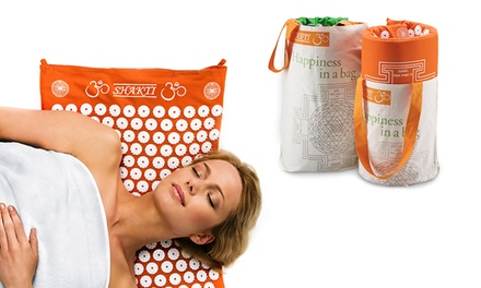 Shakti Acupressure Mat with Tote Bag