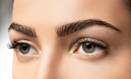 One Eyebrow Tint and Wax or One Brazilian Wax at Bombshell Beauty Lab (Up to 50% Off) 4f17c0fa-58ba-44db-8587-33c0c69702f0