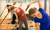 Vitality Pilates Studio - Multiple Locations: 4 or 10 Group Reformer Classes at Vitality Pilates Studio (Up to 77% Off)