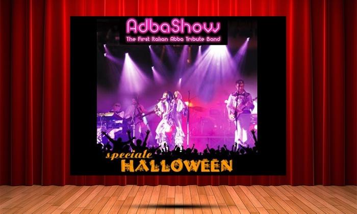 AbbaShow Halloween - Teatro Nuovo, Milano - Teatro Nuovo: AbbaShow - Speciale Halloween, il 31 ottobre al Teatro Nuovo di Milano (sconto fino a 41%)