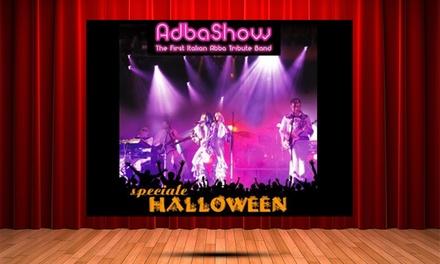 AbbaShow Halloween - 31 ottobre a Milano
