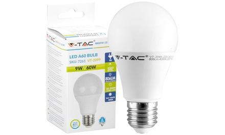 Lampadine LED V-Tac 9 W attacco E27