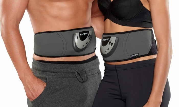 Slendertone Abs Toning Belt with Optional Accessories for £39.98