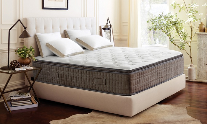 matelas visco bio protect 30 cm groupon shopping. Black Bedroom Furniture Sets. Home Design Ideas