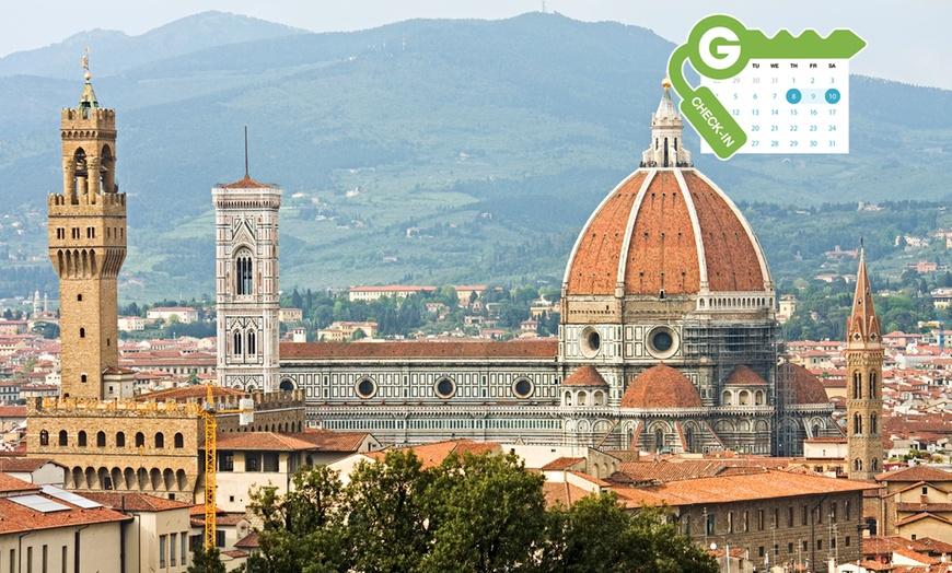 Groupon Soggiorno Firenze  2022