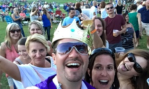 The Vineyard at Hershey: Wine & Beer Release Party for 2 or 4 with Performance by Everclear at The Vineyard at Hershey (Up to 45% Off)