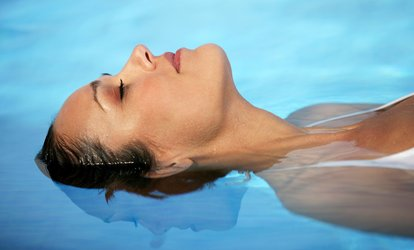 image for Isolation Tank Session - One ($35), Three ($89) or Five Sessions ($135) at Float Mode, CBD (Up to $317 Value)
