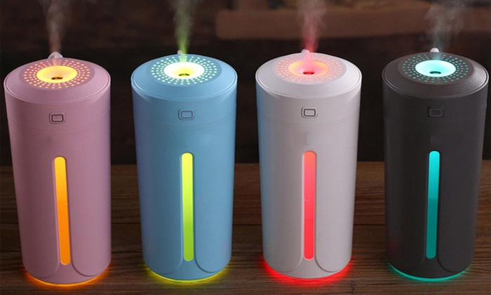 Up To 60 Off Portable Usb Powered Humidifier Groupon