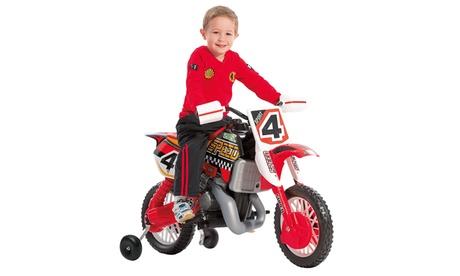 Moto électrique pour enfant Super Speed à 149,99€ (35% de réduction)