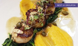Amuse: French Prix Fixe Dinner for Two or $35 for $50 Worth of French Food at Amuse