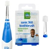 Baby Buddy Sonic 360 Battery Electric Toothbrush