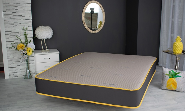 Magnecare Sprung Mattress from £59.99 (65% OFF)
