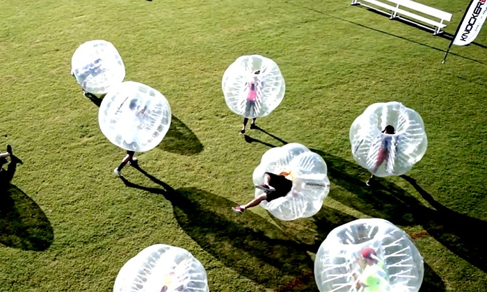 Knockerball Tampa Bay - Knockerball: One-Hour Private Party for 6, 8, or 10 at Largo Sport Complex from Knockerball Tampa Bay (Up to 38% Off)