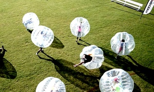 Knockerball Tampa Bay: One-Hour Private Party for 6, 8, or 10 at Largo Sport Complex from Knockerball Tampa Bay (Up to 38% Off)
