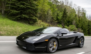 Montreal Exotics Experience: C$199 for 1 Hour of Exotic Car Roadtime for One with Montreal Exotics Experience (C$350 Value)
